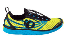 PEARL iZUMi Men's EM Tri N1 electric blue/ screaming yellow